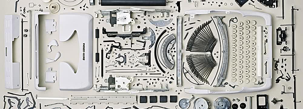 Deconstructed: Photo by Todd McLellan.